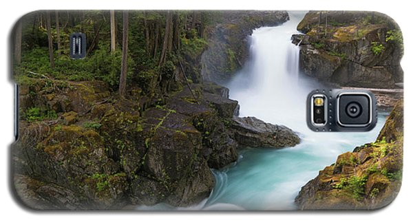 Silver Falls Washington Galaxy S5 Case
