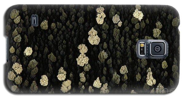 Silver Crystal Galaxy S5 Case