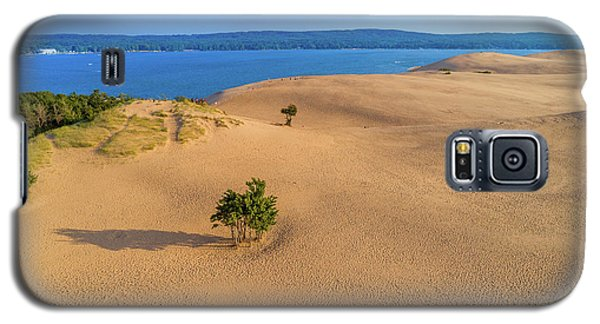 Silver Lake Dunes Galaxy S5 Case