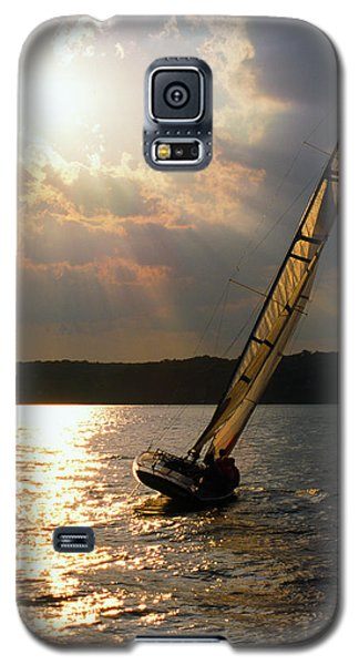 Silver Passage - Lake Geneva Wisconsin Galaxy S5 Case