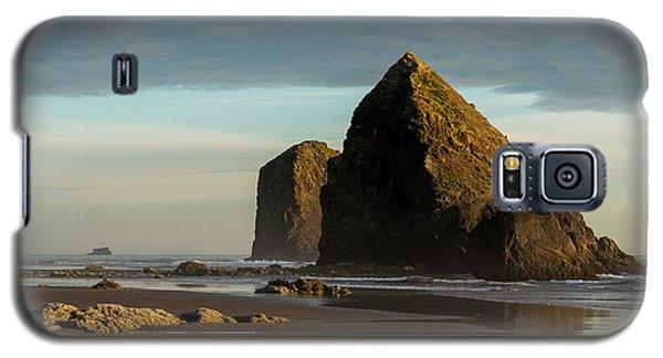 Silver Point Seastacks Galaxy S5 Case