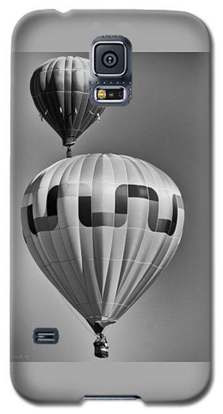 Silver Sky Balloons Galaxy S5 Case