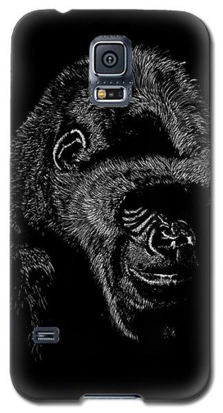 Silverback Galaxy S5 Case by Lawrence Tripoli