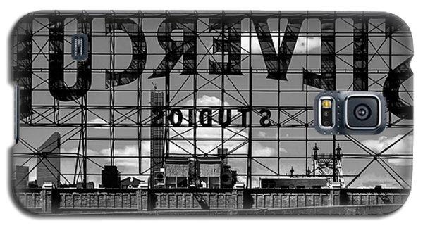 Silvercup Studios Sign Backside Galaxy S5 Case by James Aiken