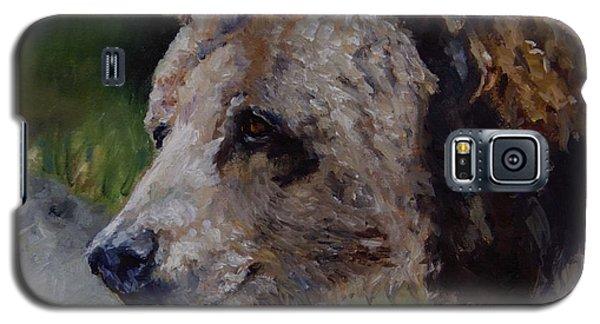 Silvertip Galaxy S5 Case by Lori Brackett