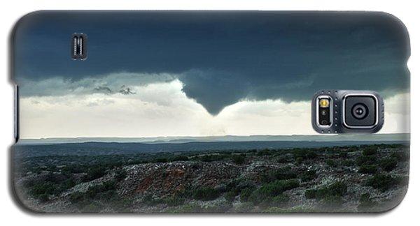 Silverton Texas Tornado Forms Galaxy S5 Case