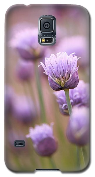 Simple Flowers Galaxy S5 Case