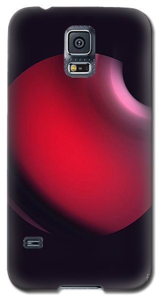 Galaxy S5 Case featuring the digital art Simplicity 12-2 by John Krakora