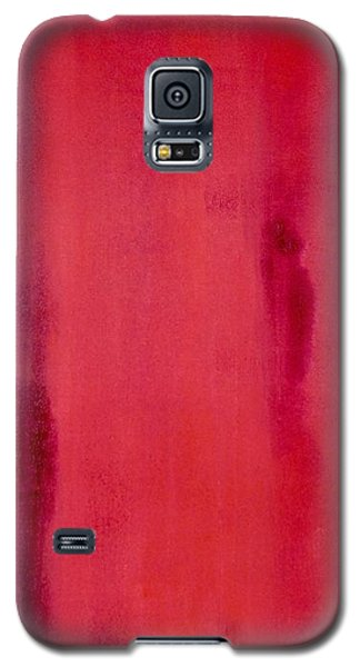 Galaxy S5 Case featuring the painting Simplicity by Irene Hurdle