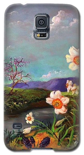 Simply Spring Galaxy S5 Case