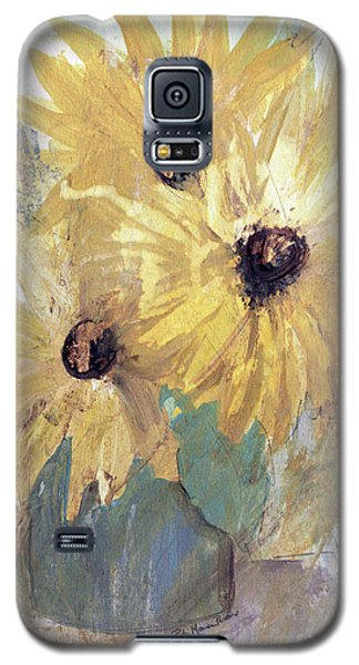 Simply Sunflowers  Galaxy S5 Case
