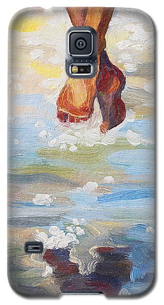 Simply Together Galaxy S5 Case by Alina Malykhina