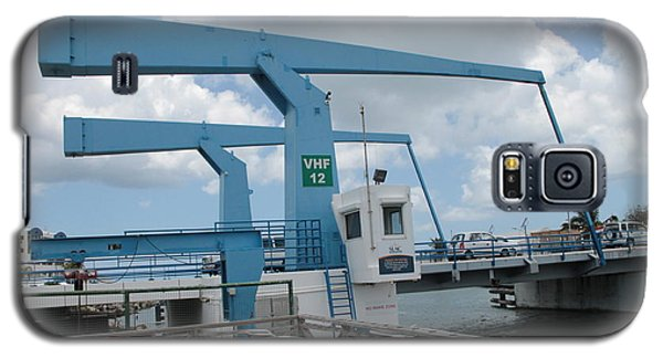 Simpson Bay Bridge St Maarten Galaxy S5 Case