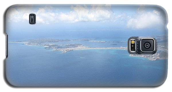 Simpson Bay St. Maarten Galaxy S5 Case