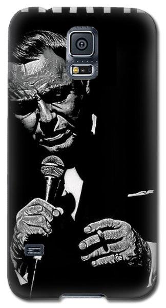 Sinatra Wout Sig Galaxy S5 Case by Dan Menta