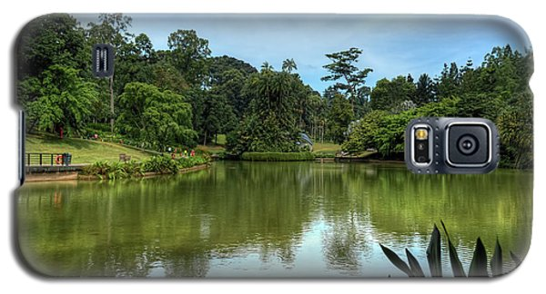 Singapore Botanical Gardens Galaxy S5 Case