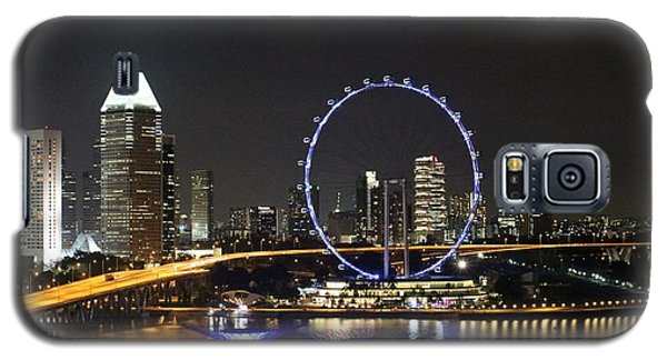 Singapore Eye Galaxy S5 Case
