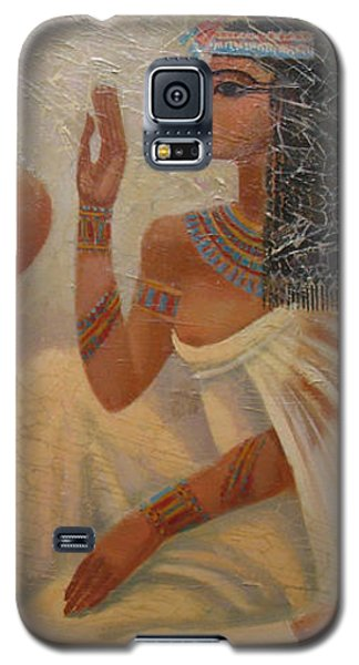 Singers Of Pharaoh Galaxy S5 Case