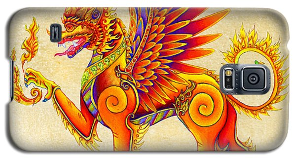 Singha Winged Lion Galaxy S5 Case