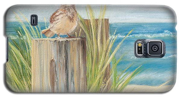 Singing Greeter At The Beach Galaxy S5 Case