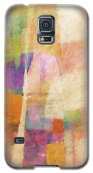 Singing Light Galaxy S5 Case