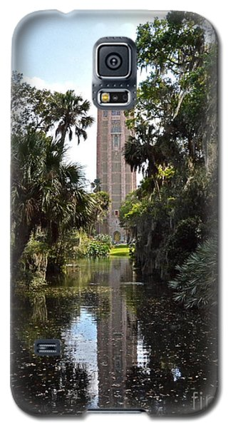 Singing Tower Reflection Galaxy S5 Case