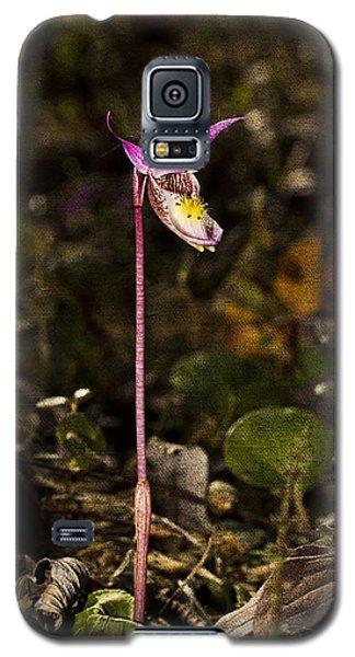 Single Fairy Slipper Galaxy S5 Case
