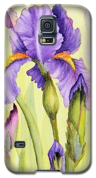 Single Iris Galaxy S5 Case