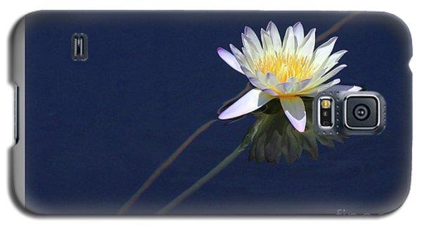 Single Lotus Galaxy S5 Case