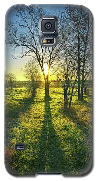 Galaxy S5 Case featuring the photograph Single Moments by Phil Koch