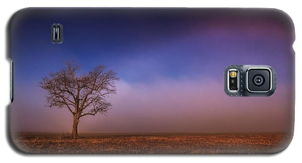 Single Tree In The Mississippi Delta Galaxy S5 Case