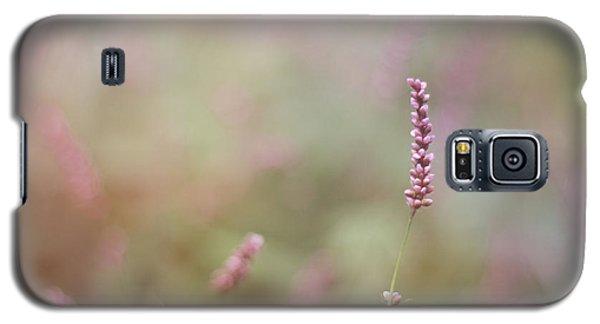 Single Wild Flower Galaxy S5 Case
