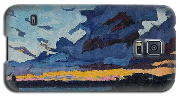 Singleton Sunset Stratocumulus Galaxy S5 Case