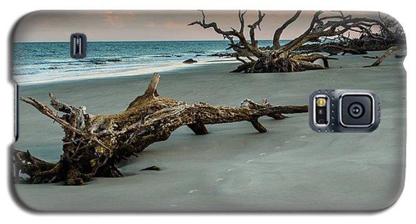 Sunset On Jekyll Island Galaxy S5 Case