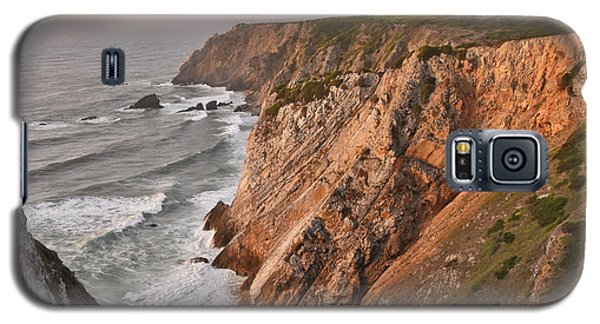 Galaxy S5 Case featuring the photograph Sintra Portugal Coast by Marek Stepan