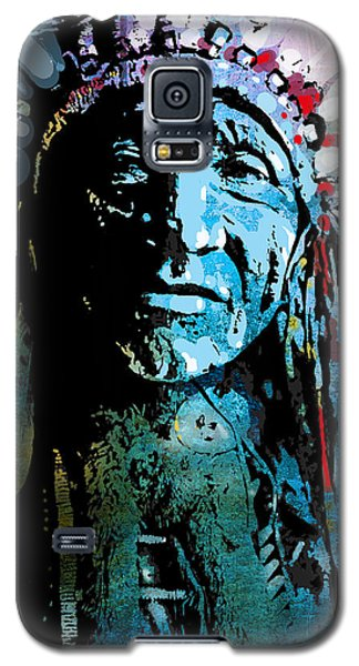 Sioux Chief Galaxy S5 Case