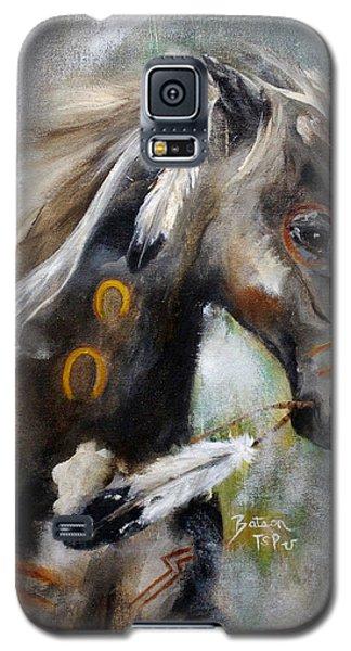 Sioux War Pony Galaxy S5 Case by Barbie Batson