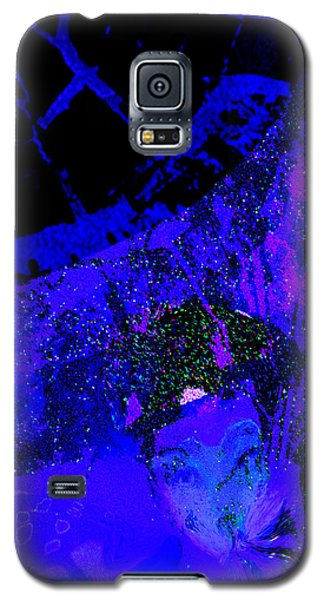 Sipping Ultra Violet Galaxy S5 Case