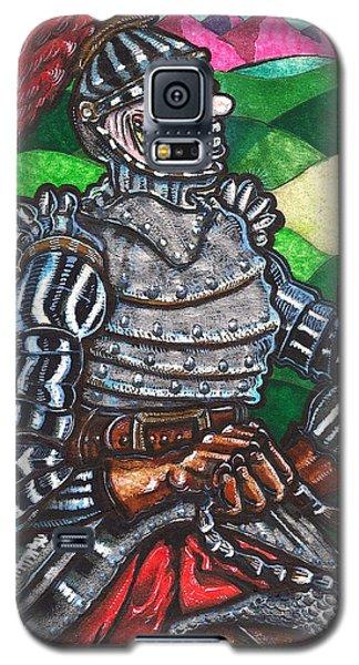 Sir Bols The Black Knight Galaxy S5 Case