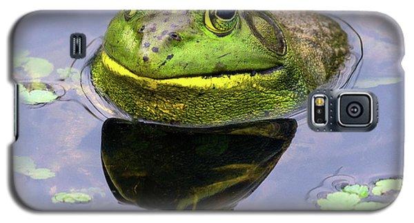 Sir Bull Frog Galaxy S5 Case