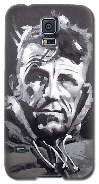 Sir Edmund Hillary Galaxy S5 Case