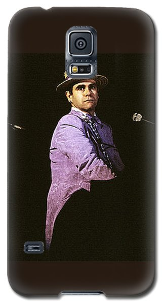 Sir Elton John 3 Galaxy S5 Case