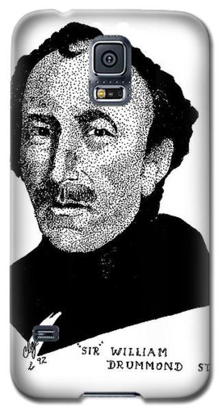 Sir William Drummond Stewert Galaxy S5 Case