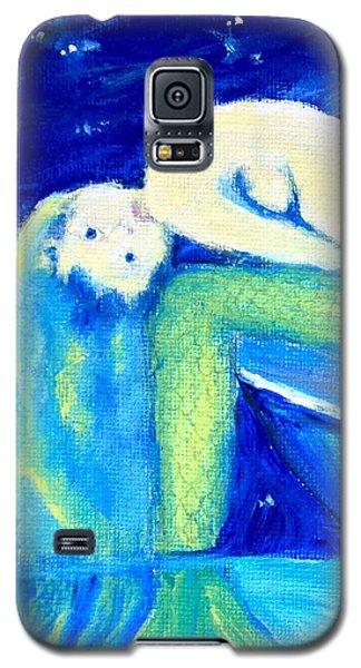 Siren Sea Galaxy S5 Case by Dawn Harrell