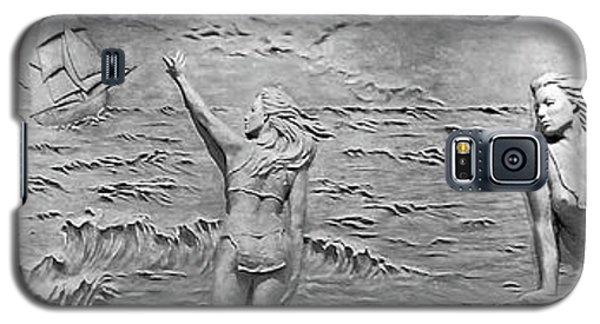 Sirens Galaxy S5 Case by Kristin Elmquist