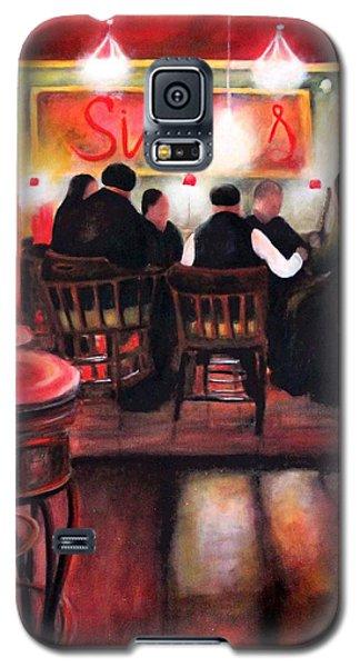 Sirens Pub Galaxy S5 Case by Marti Green