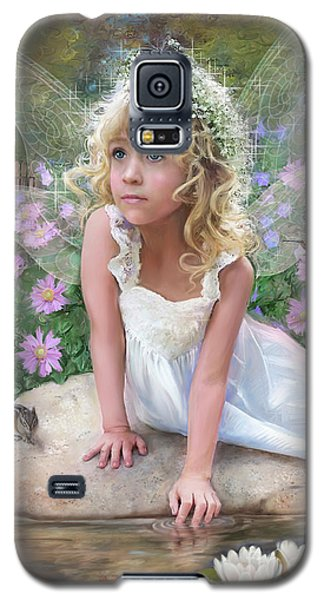 Sissy Fairy Galaxy S5 Case