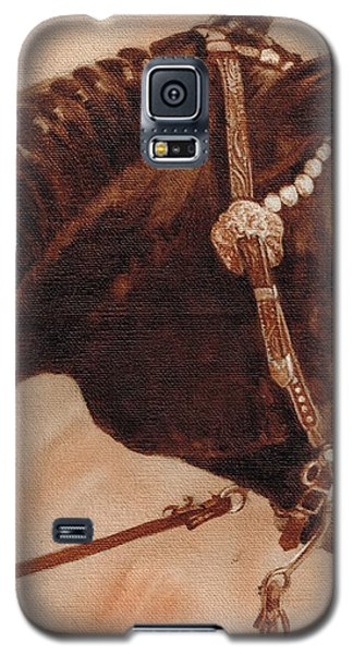 Sissy Galaxy S5 Case by Pam Talley