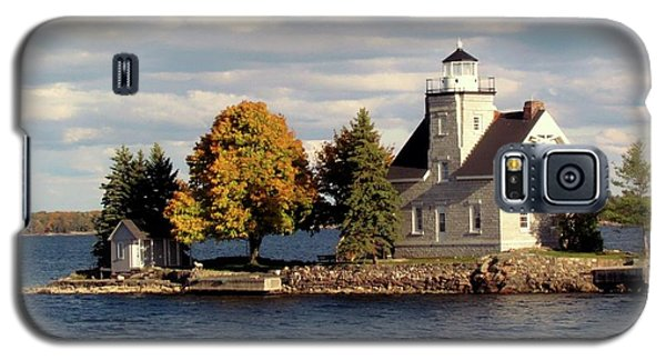 Sister Island Lighthouse Galaxy S5 Case