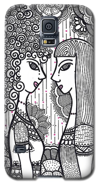 Sisters - Ink Galaxy S5 Case